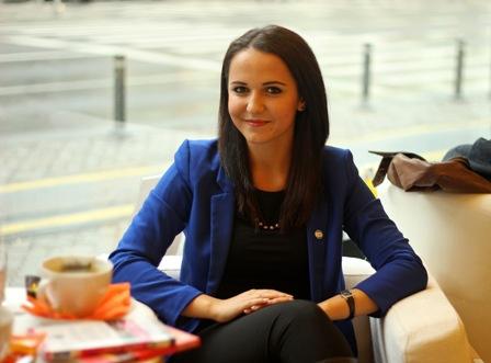 Eliza Chirilă - USR, vice relatii externe