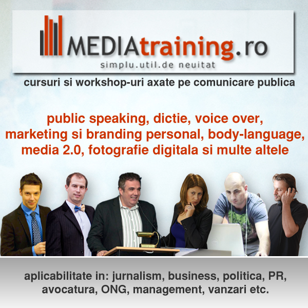 Media Training 600x600px