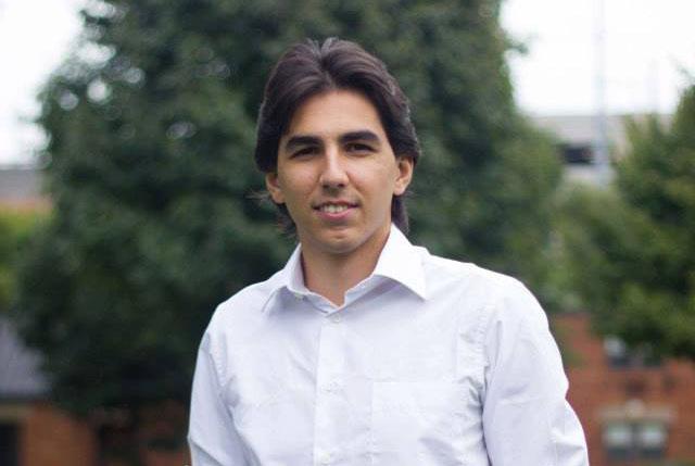 Radu Zernoveanu-Secretar General al Ligii Studentilor Romani din Strainatate (1)
