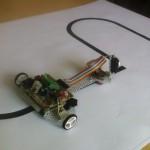 Robot mobil - Concursul National de Mecatronica