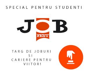 JOBfest - Targ de joburi si cariere