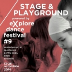 stage and playground_poster
